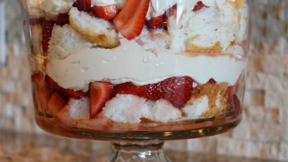 Italian-Style Strawberry Shortcake