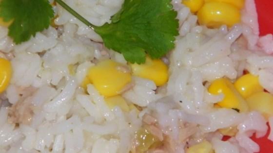 Rice Salad with Tuna