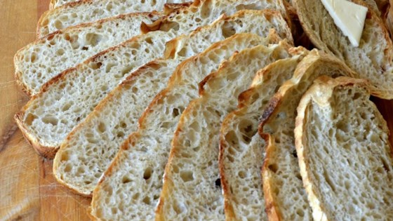 No-Knead Artisan Style Bread