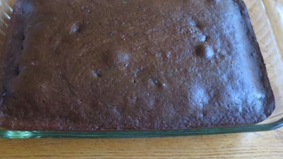 Sneaky Mommy's Chocolate Zucchini Cake