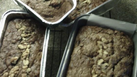 Zucchini Bread II