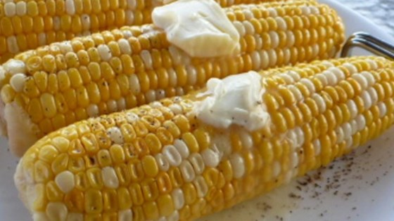Daddy K's Milk Boiled Corn on the Cob