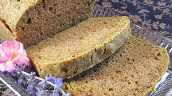 Healthier Zucchini Bread IV
