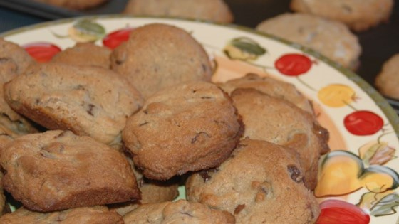 Ooey Gooey Chocolate Chip Cookies