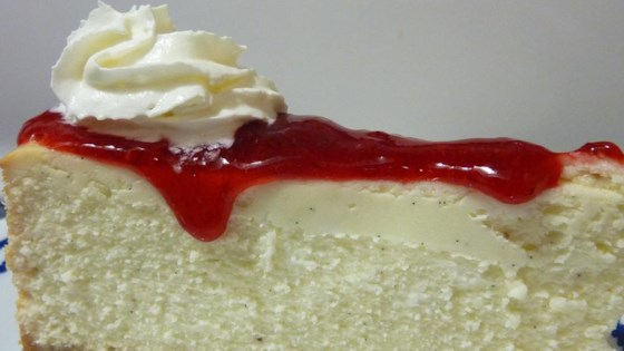 Chevre Cheesecake