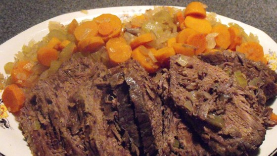 Kate's Easy German Sauerbraten