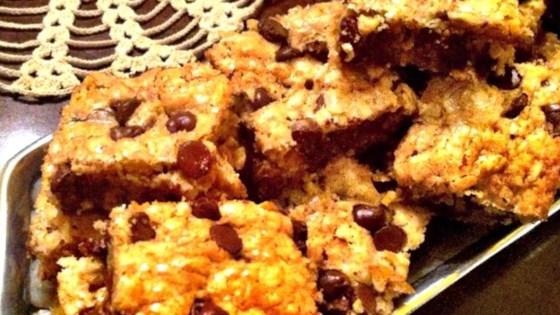 Chocolate Oatmeal Brownies