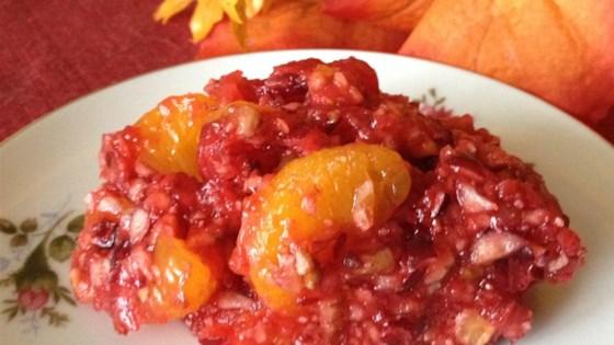 Cranberry Jell-O® Salad