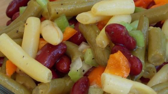 Traditional Three Bean Salad