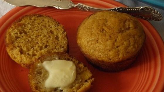 Fran's Butternut Squash Muffins