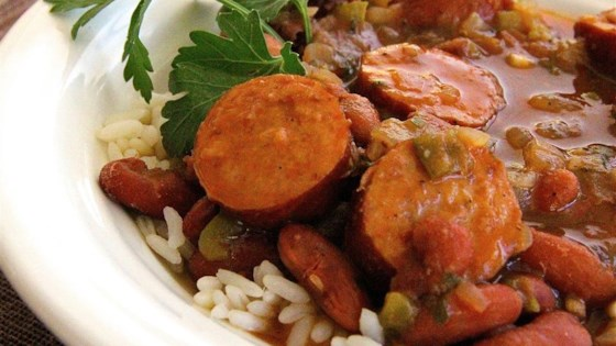 Sonya's Red Beans and Rice