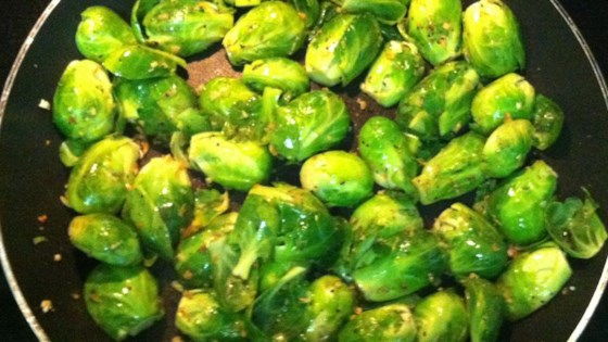 Amazing Brussels Sprouts