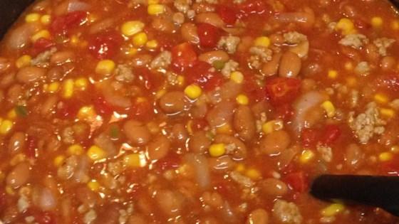 Taco Soup V