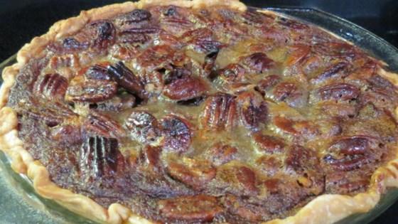 Pecan Pumpkin Pie III