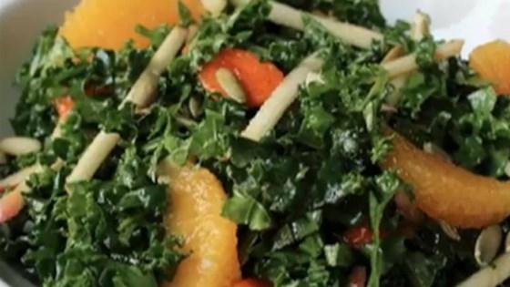 Chef John's Raw Kale Salad