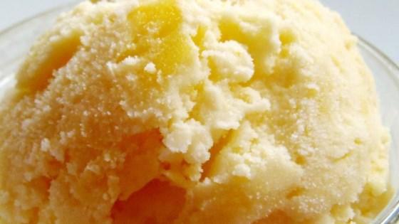 Orange-Pineapple Ice
