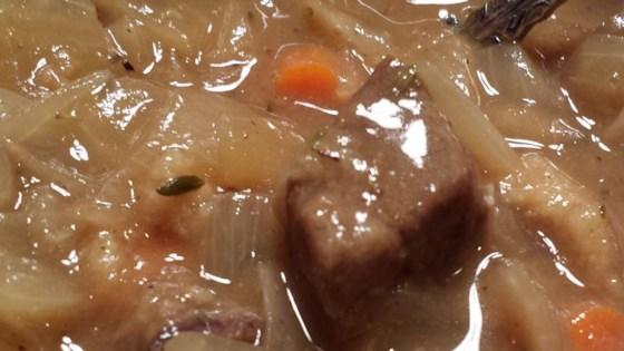 Belgium Beef Stew