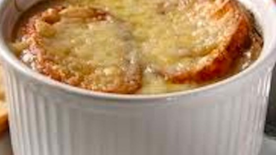 Fall French Onion Soup
