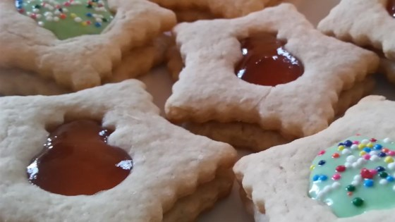 Holly Berry Cookies