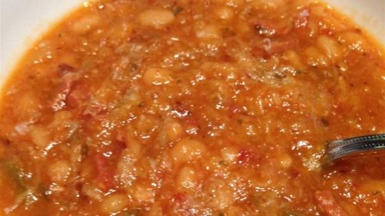 Navy Bean Soup I