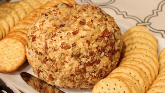 Herman Reunion Cheese Ball