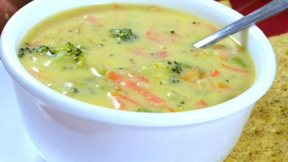 Copycat Panera® Broccoli Cheddar Soup RecipeAllrecipes.com