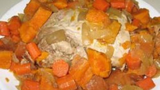 Sweet and Simple Pork Roast