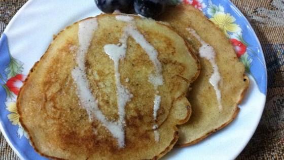 Creme Brulee Pancakes