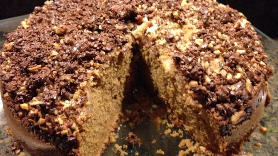 Chocolate Pear Spice Cake