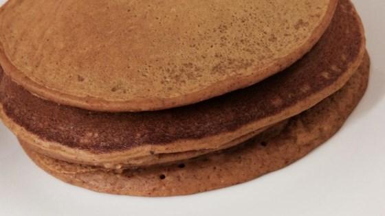 World Famous Fall Pumpkin Pancakes