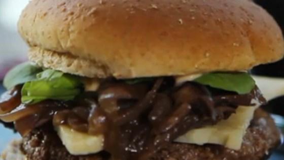 Seahawk Burger