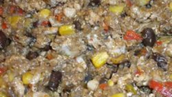 What I Did With Quinoa