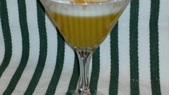Tangerine Dream Cocktail
