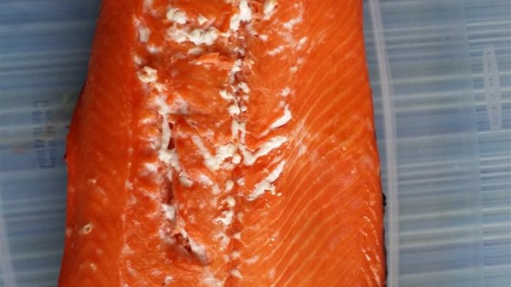 Salmon Brine That's Oh-So-Fine