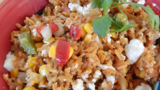 Cheesy Mexi-Rice Casserole
