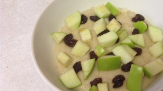 Spiced Up Hot Cereal
