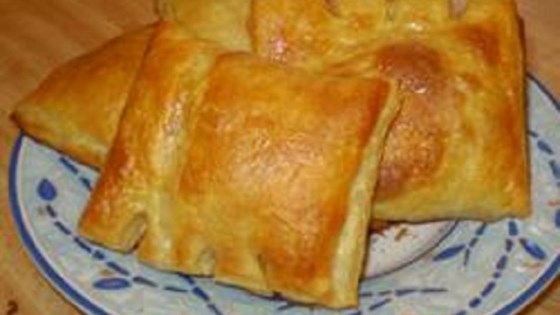 Puff Pastry Bear Claws