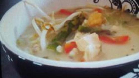 Heavenly Turkey Soup