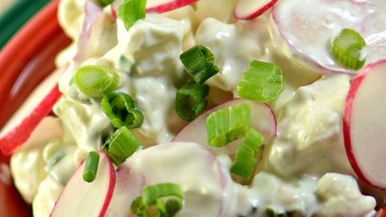 Patsy's Cauliflower Salad