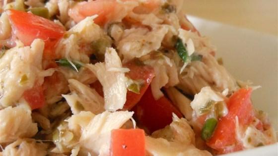 Maggie's Spicy Tuna Sandwich