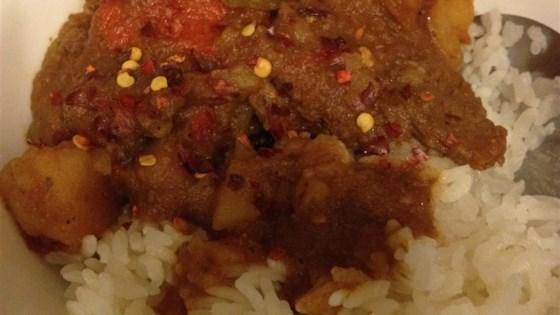 Cuban Beef Stew