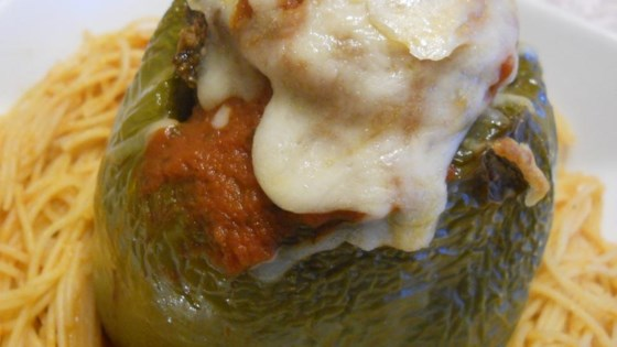 Amanda's Stuffed Peppers