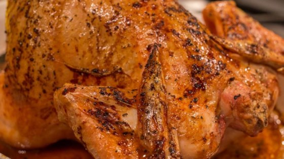 Simple Whole Roasted Chicken Recipe - Allrecipes.com