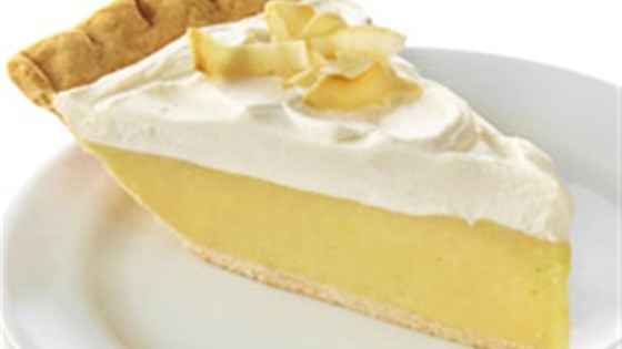 Coconut Cream Pie with Truvia® Baking Blend