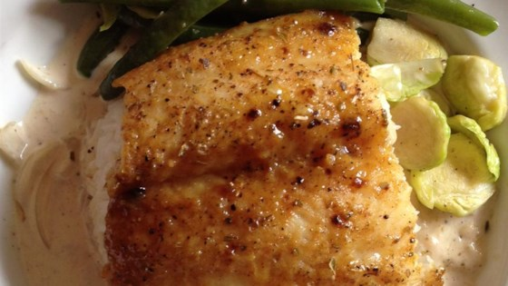 salmon with brown sugar glaze recipe allrecipescom