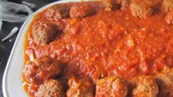 Homemade Italian Red Sauce