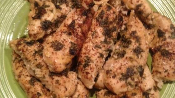 Delicious Chicken Fajita Marinade