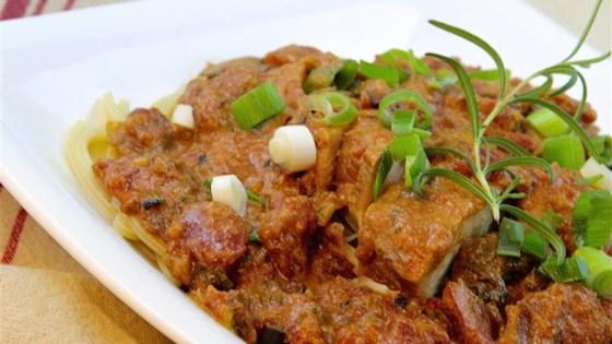 Spicy Chicken Marsala