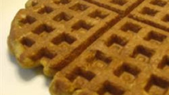 Banana Teff Waffles (Gluten-Free and Soy-Free)