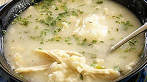 Chicken and Gnocchi Soup from Silk®
